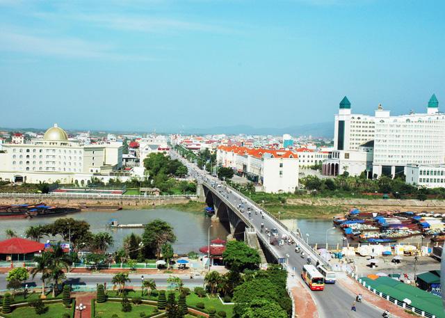 Móng Cái – Thành phố cửa khẩu phát triển bậc nhất nước ta